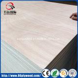 madera contrachapada del anuncio publicitario de la base del álamo de 3-18m m