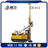 Complètement prix actionnés hydrauliques de machine de plate-forme de forage témoin de faisceau du câble Df-H-4
