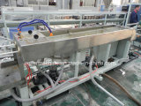 Riga dell'espulsione del doppio tubo del PVC del certificato del CE (SJSZ-65/132)