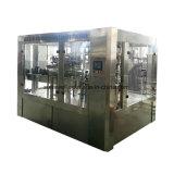 Il liquido molle gassoso imbottigliante automatico della bevanda di vetro/dell'animale domestico beve la macchina di rifornimento