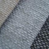 SofaのためのポリエステルHome Textile Linen Fabric
