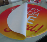 차 스티커를 위한 고품질을%s 가진 대중적인 광택 있는 PVC 색깔 비닐