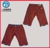 2014 Hot Vender Menino Twilll Pants & Calças de algodão