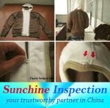 Controllo di qualità dell'indumento in Cina/il servizio controllo di Pre-Shipment/certificato di controllo