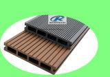 Hete Verkoop Houten Plastic Samengestelde WPC Decking met Fsc, SGS, ISO9001, ISO14001