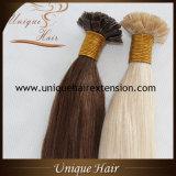 Cabelo que brasileiro da fusão das extensões do cabelo do preço de grosso eu derrubo