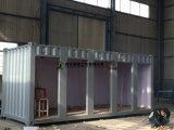 조립식 가옥의 부분품 제조 차 주차는 Container House에 의하여 흘렸다