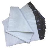 Sachet en plastique fait sur commande d'enveloppe en plastique biodégradable d'annonce