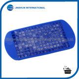 160 Molde de bandeja de gelo de silicone