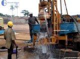 [غلييي] شاحنة يعلى ماء بئر يحفر جهاز حفر