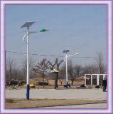 CE approuvé 7m avec des feux de route solaire LED Bridgelux 30W (KY-RS007)