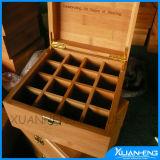 Heißer Verkaufs-Bambusprodukte für das Speichern des wesentlichen Öls Bottole