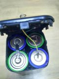 Batteria a secco alcalina di potere eccellente 4lr25 6V