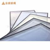 明確な空の緩和された窓ガラス(JINBO)