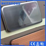 Neitabond 4mm 가는선은/스테인리스 합성 위원회 가격을 닦았다 (SSCP)