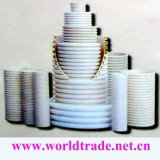 Tubo de PVC de diámetro grande