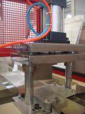 Cadena de producción oculta colorida de la protuberancia del perfil de la cortina de la hoja/de ventana del PVC del plástico