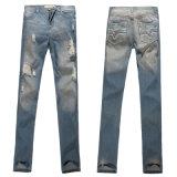 Les hommes jeans avec les moteurs de RIP