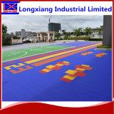 Kundenspezifischer Fußboden für Schule-und Kind-Sprung-Fußboden-Plastikfußboden-Sport-Fußboden