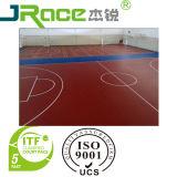 Oppervlakte de van uitstekende kwaliteit van de Sport van de Deklaag van de Vloer van het Hof Badmintion