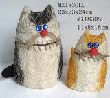 Caixa de arte Cat (MX1830)