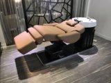 Venda por grosso de mobiliário de elevador eléctrico de Salão de Beleza Cabeleireiros Cama de Massagem Cadeira Shampoo