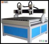 CNC que anuncia cinzelando a máquina de estaca da máquina