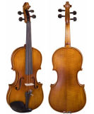 Flame Maple Middle-Grade Violin (VLA-7 (4/4))