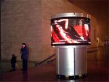 Affichage à LED Rond de vision de Multi-écran de 360 degrés