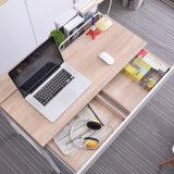 Estudante doméstica simples Escrivaninha com gaveta