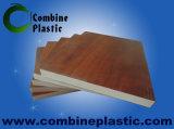Folha de PVC em espuma para móveis em vez de madeira, MDF, madeira compensada