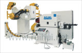Automation Machine 3 in 1 Straightener Feeder with Nc Servo Feeder Help to Making Car Parts