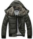 남자를 위한 건전지 두건 격렬한 재킷