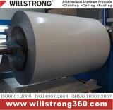 capa de aluminio del PE de la bobina del color de 0.45m m