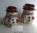 Presente de Natal - Caixa de Boneco de Neve (MX513)