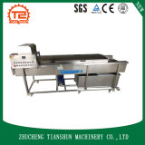 Rondelle de fruit de certificat de la CE et machine à laver de légumes