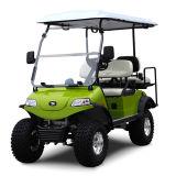 Поле для гольфа коляске снаряжения для гольфа 4 Место охоты тележки в лугопастбищные угодья