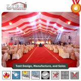 25x50m Événement de la société de luxe de tentes pour tente Liri 20e célébration