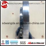 Flange do aço de carbono de Customed da alta qualidade