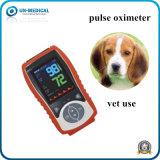 Ветеринарное здравоохранение портативный портативное устройство мониторинга SpO2 пульсоксиметра для животных