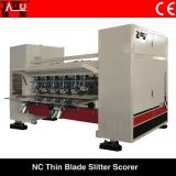 NC 자동 귀환 제어 장치 얇은 잎 Slitter Scorer Ncfy-2500