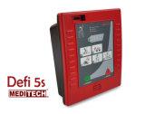 Imbroglione portatile Energia Selezionabile dell'VEA Defibrillatore Automatico Esterno di Meditech