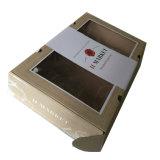 Rectángulo de papel de empaquetado modificado para requisitos particulares de fábrica