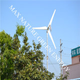 Mini Hawt generador de turbina de viento 300W para la Sistema Solar del viento