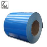 el color de 0.38m m cubrió la bobina de acero galvanizada prepintada PPGI