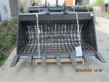 Cubeta de esqueleto para a máquina escavadora KOMATSU, Hyundai, Doosan, Daewoo