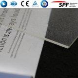o espaço livre de 2-4.0mm endurecido/moderou o vidro solar