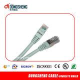 Виды кабеля 3m заплаты FTP Cat5e высокого качества цвета с ценой по прейскуранту завода-изготовителя