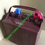 batteria profonda acida al piombo del carrello di golf del ciclo di 4-Dg-145 8V145ah
