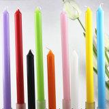 高品質の安いカラー変更のワックスの蝋燭
